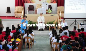 Youth Open Forum with His Grace, Archbishop John Wong