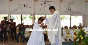 Pemberkatan Bisop dari Fr. Jac