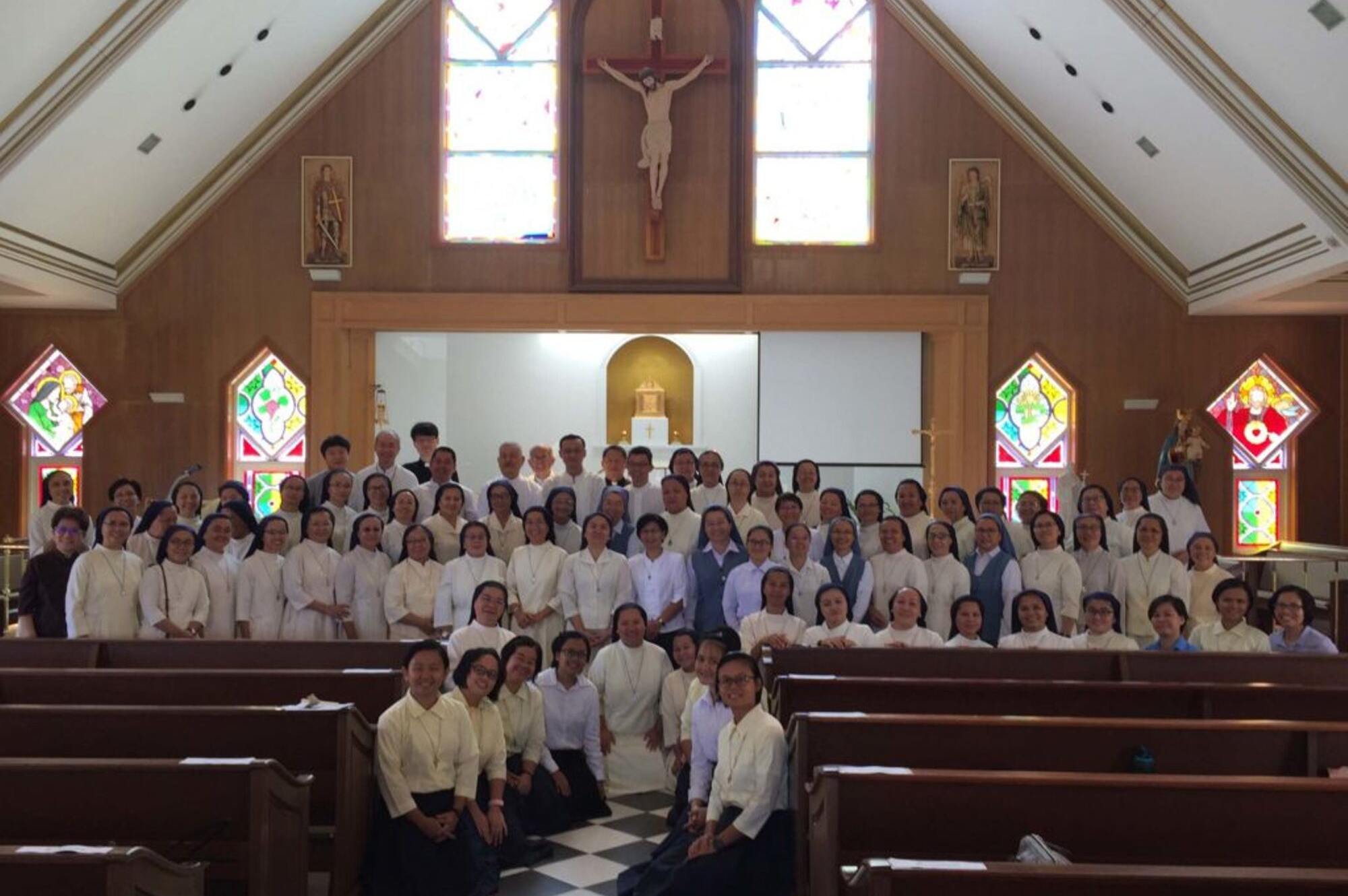 World Day Of Consecrated Life In KK Archdiocese